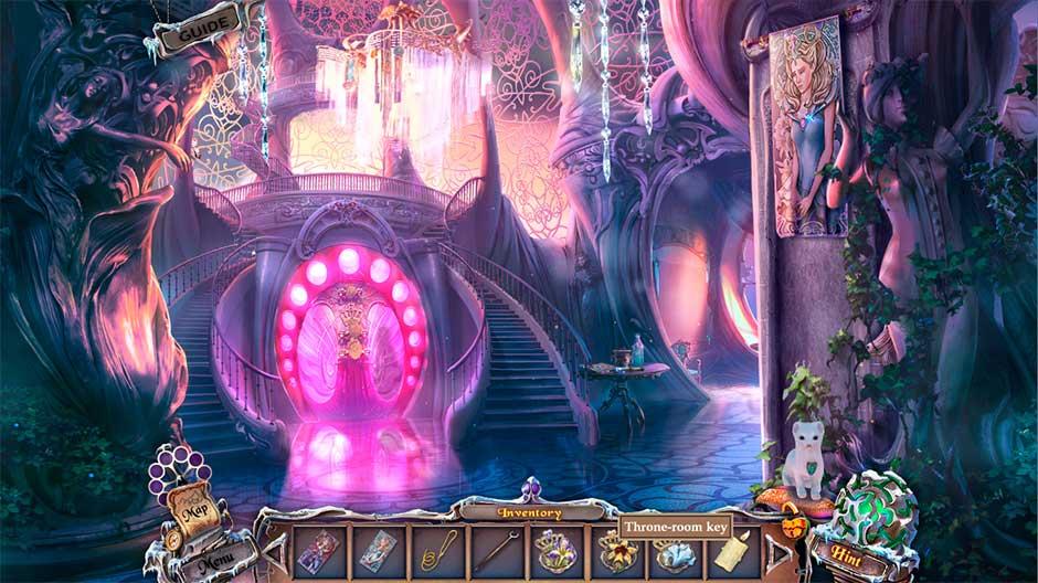 Sable Maze - Forbidden Garden_screen5