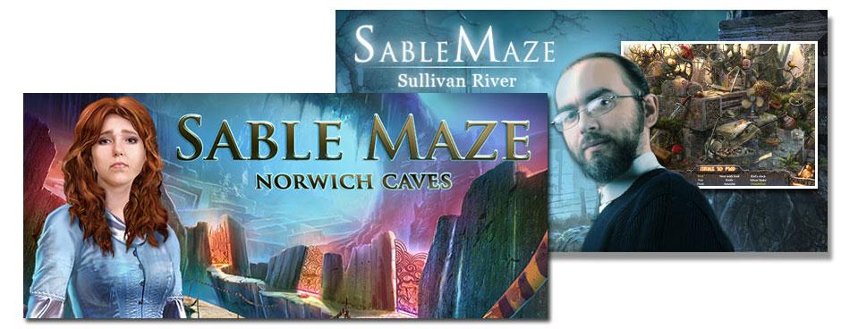 Sable Maze series