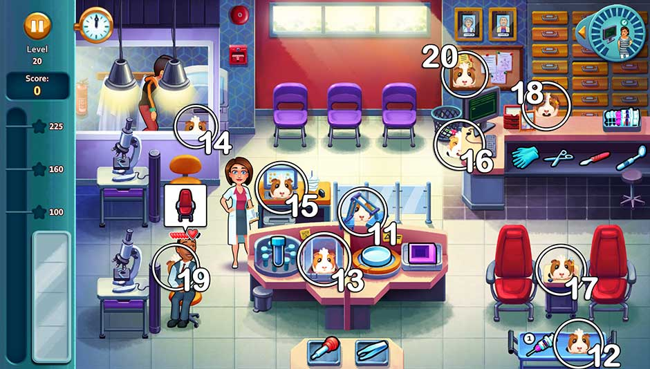 Heart's Medicine - Hospital Heat - Chapter 2 Oliver Locations
