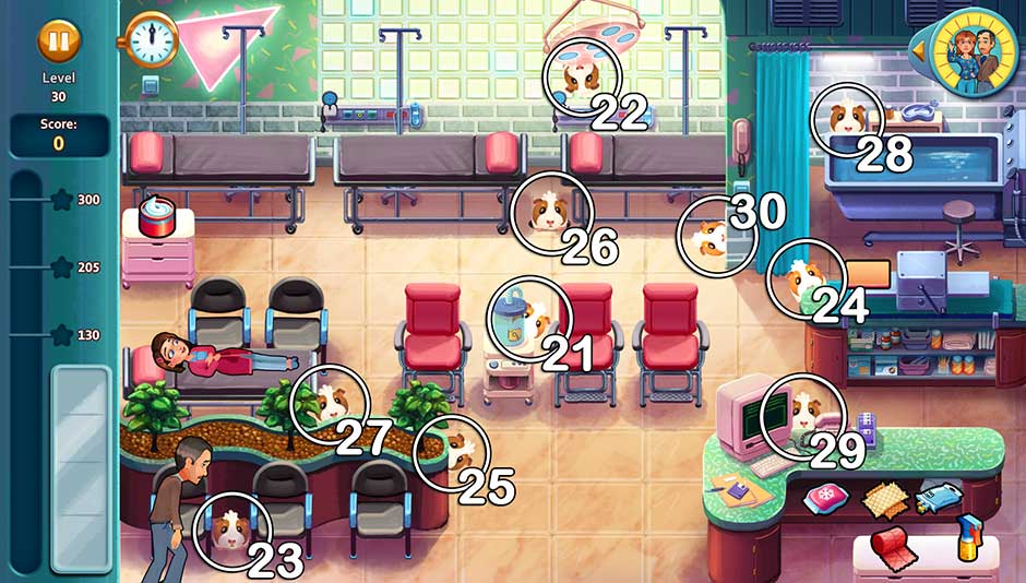 Heart's Medicine - Hospital Heat - Chapter 3 Oliver Locations