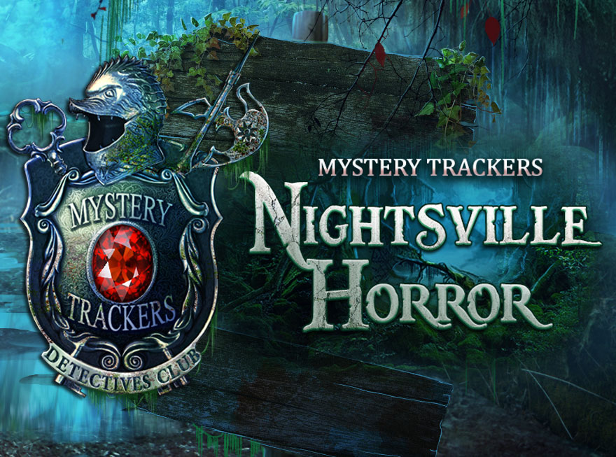 On the Trail of Mystery Trackers – Nightsville Horror