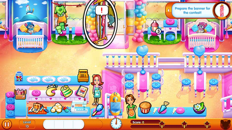 Delicious - Emily's Miracle of Life - Level 13