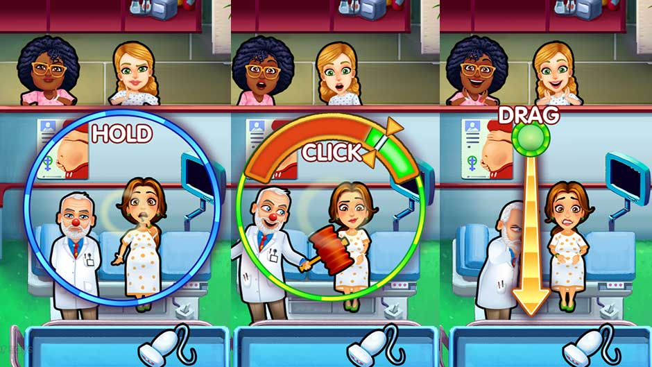 Delicious - Emily's Miracle of Life - Level 43 Cutscene - Complete the Exam!
