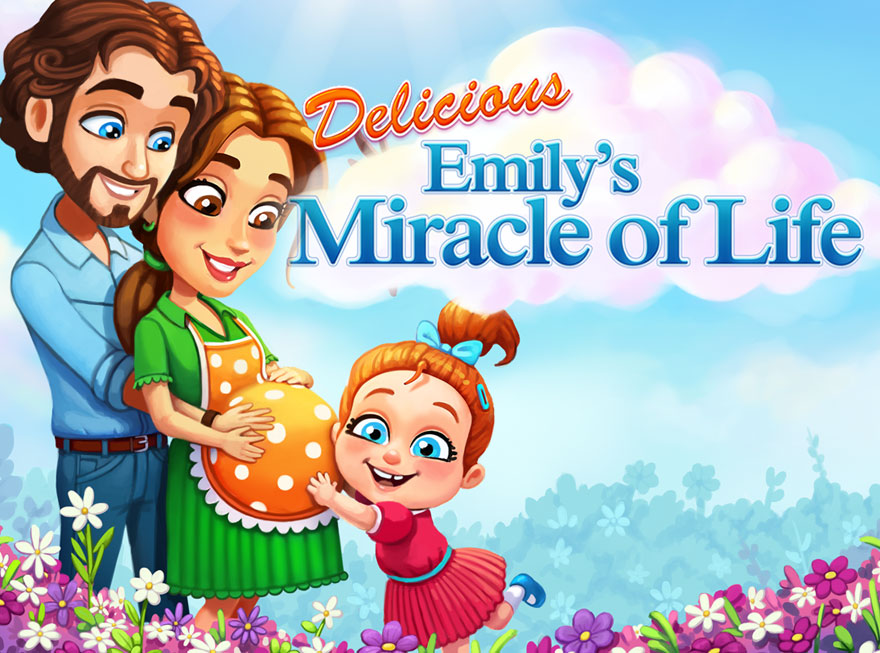 Delicious – Emily's Miracle of Life Official Walkthrough