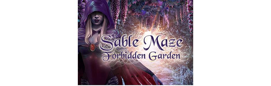 Sable Maze - Forbidden Garden preview