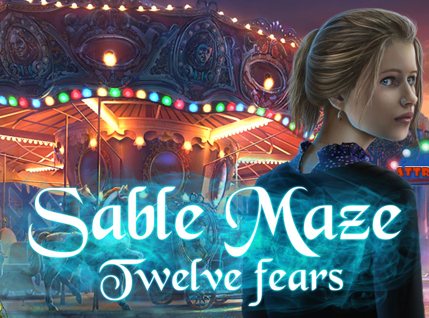 Confront Your Fears in Sable Maze – Twelve Fears Platinum Edition