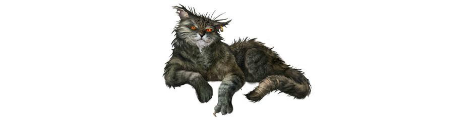 Grim Facade - Hidden Sins Platinum Edition_Humorous Cat