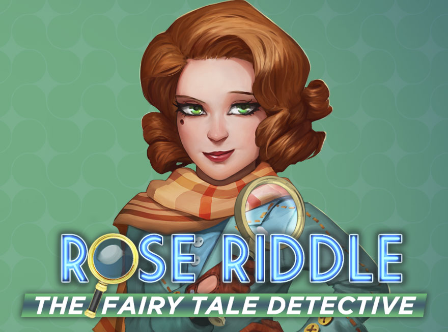 Hot on the Trail with Rose Riddle – The Fairy Tale Detective