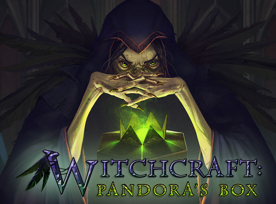 Witchcraft – Pandora's Box Walkthrough