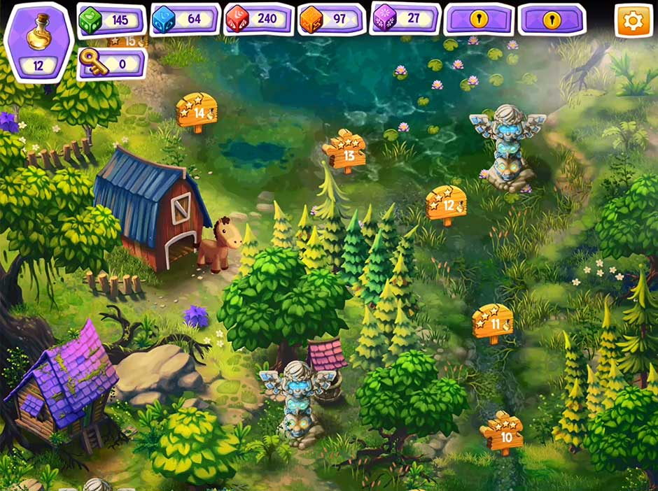 Cubis Kingdoms Platinum Edition_screenshot-3