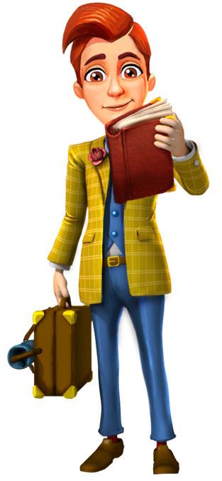 Mortimer-Beckett-Character-Art