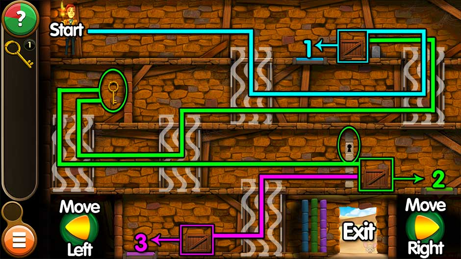 Mortimer Beckett and the Book of Gold - Level 50-1