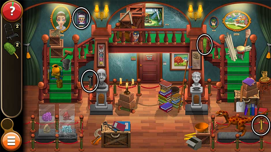Mortimer Beckett and the Book of Gold - Level 59-1