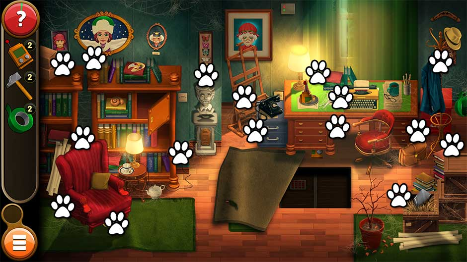 Mortimer Beckett and the Book of Gold - Mouse Locations Level 10