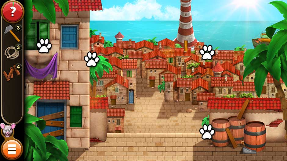 Mortimer Beckett and the Book of Gold - Mouse Locations Level 36