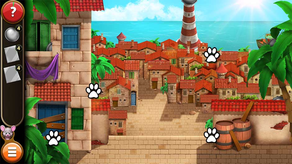 Mortimer Beckett and the Book of Gold - Mouse Locations Level 38