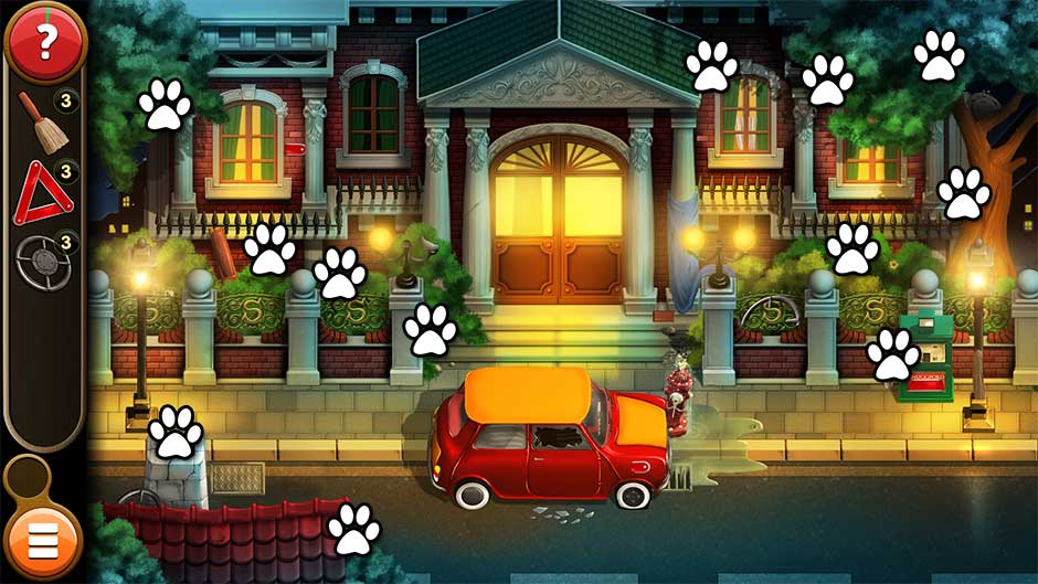 Mortimer Beckett and the Book of Gold - Mouse Locations Level 4