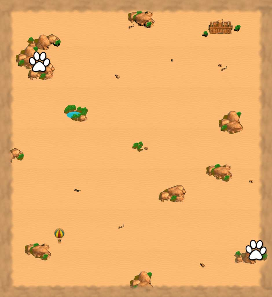 Mortimer Beckett and the Book of Gold - Mouse Locations Level 43