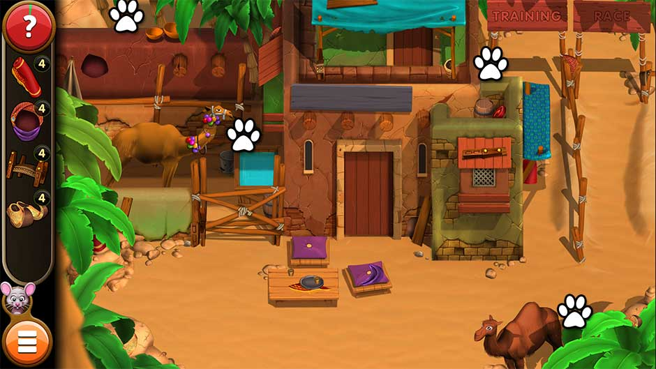 Mortimer Beckett and the Book of Gold - Mouse Locations Level 46