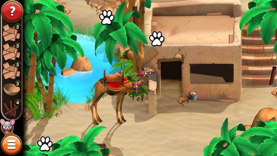 Mortimer Beckett and the Book of Gold - Mouse Locations Level 48