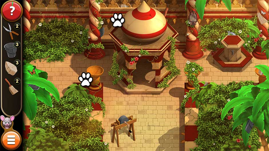 Mortimer Beckett and the Book of Gold - Mouse Locations Level 51