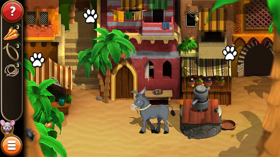 Mortimer Beckett and the Book of Gold - Mouse Locations Level 52