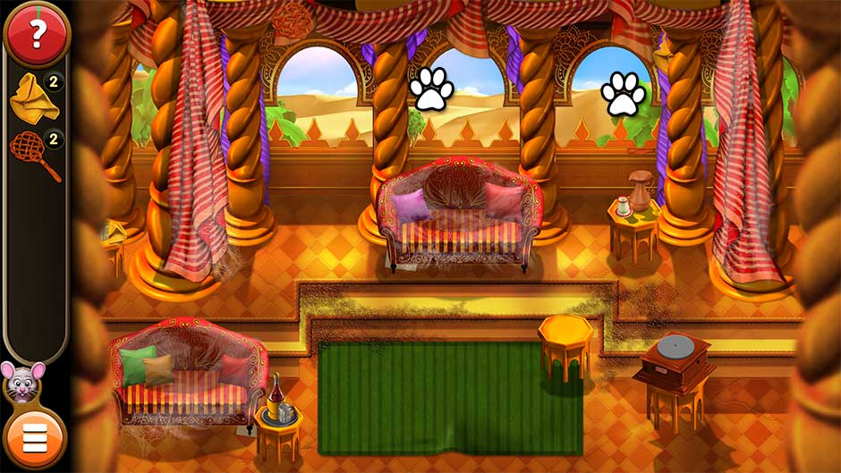 Mortimer Beckett and the Book of Gold - Mouse Locations Level 53