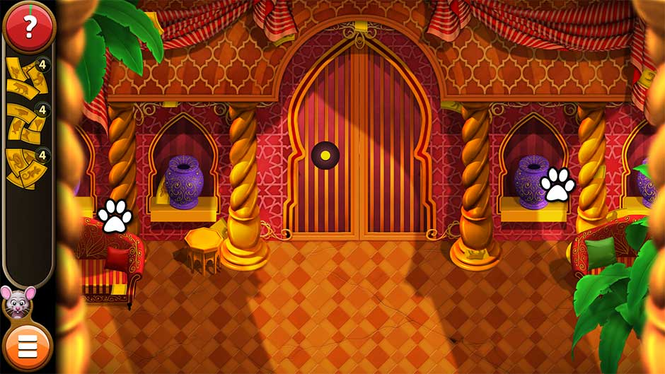Mortimer Beckett and the Book of Gold - Mouse Locations Level 57