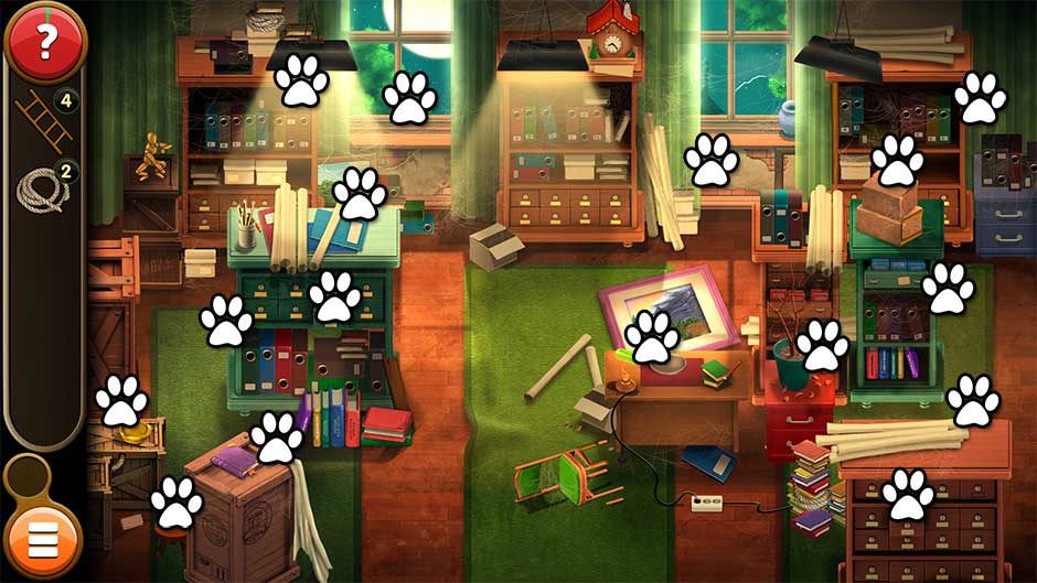 Mortimer Beckett and the Book of Gold - Mouse Locations Level 6