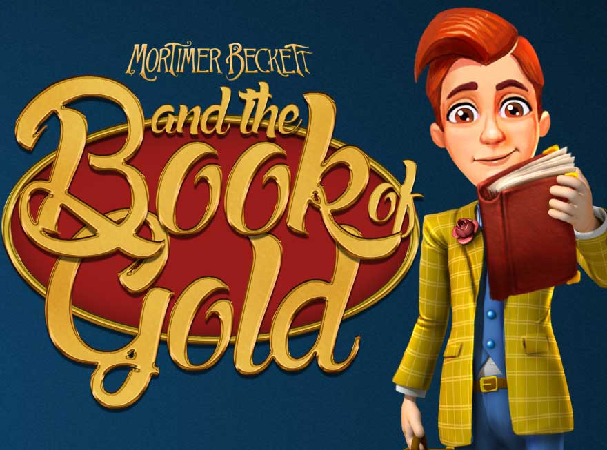 Mortimer Beckett and the Book of Gold Official Walkthrough