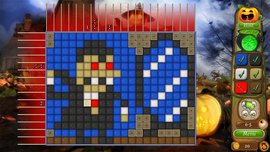 The Far Kingdoms - Spooky Mosaics