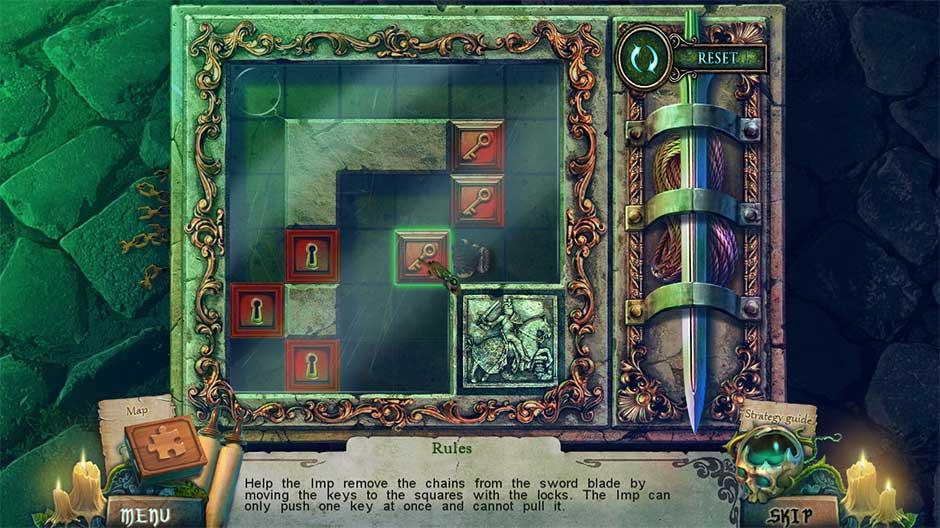 Witches' Legacy - The Dark Throne Platinum Edition_screenshot-4