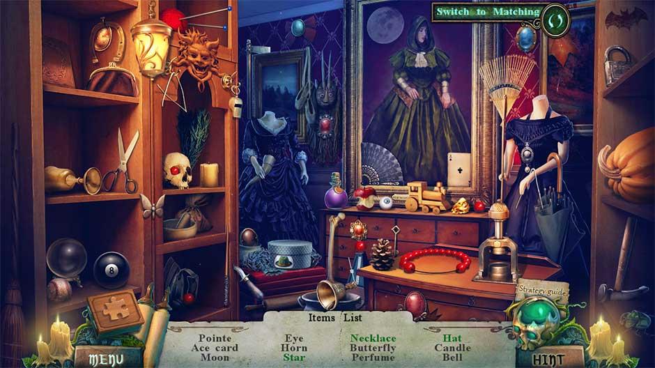 Witches' Legacy - The Dark Throne Platinum Edition_screenshot-5
