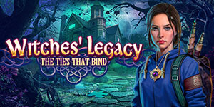 Witches' Legacy - The Ties That Bind Platinum Edition