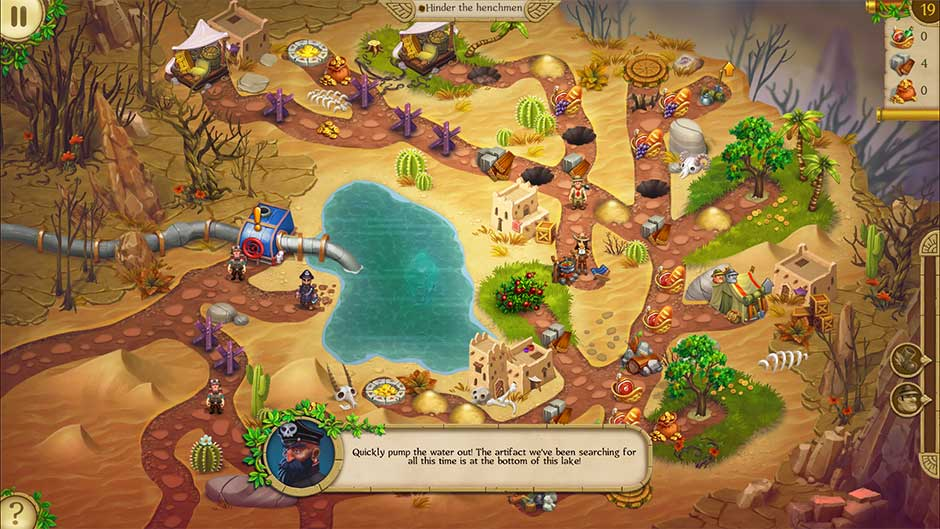 Alicia Quatermain and the Stone of Fate Platinum Edition_screenshot-4