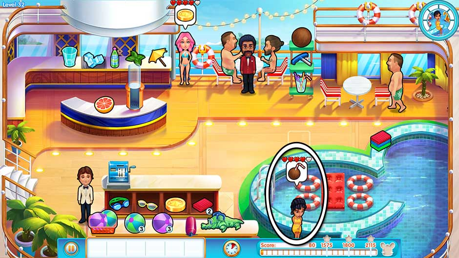The Love Boat Platinum Edition - Level 32