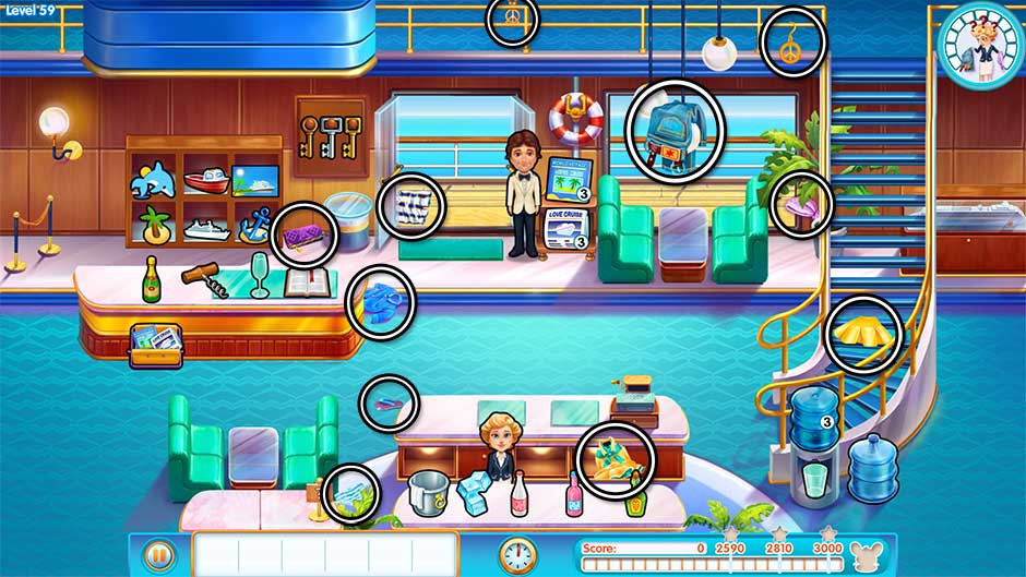 The Love Boat Platinum Edition - Level 59