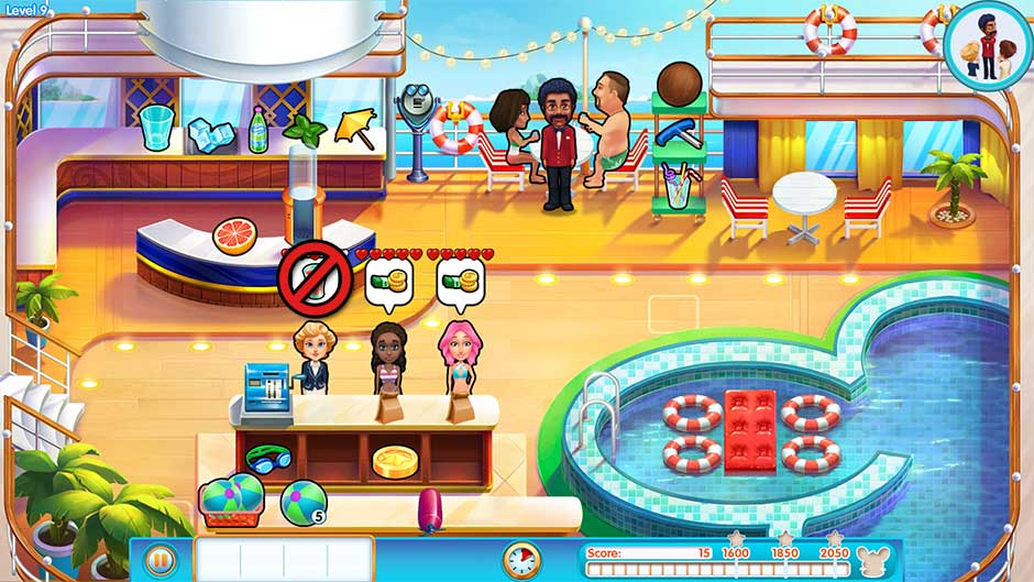 The Love Boat Platinum Edition - Level 9