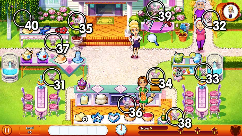 Delicious - Emily's Moms vs Dads Platinum Edition - Chapter 4 Mouse Locations
