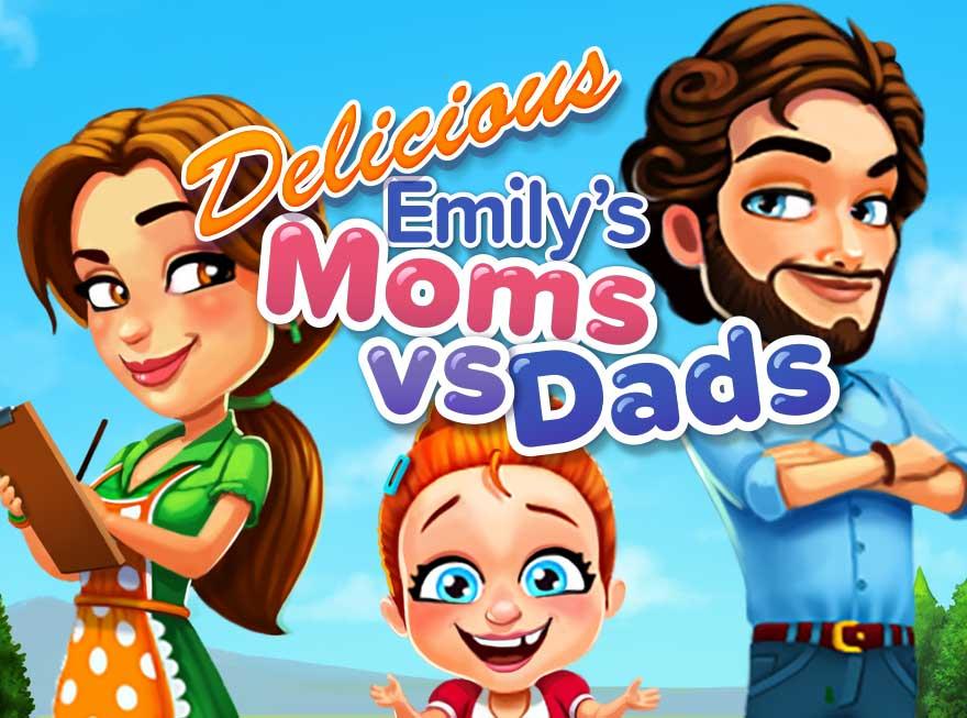 Delicious – Emily's Moms vs Dads Official Walkthrough