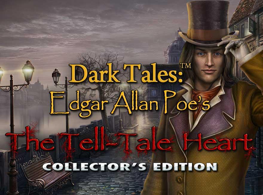 A Vulture-Eye on Dark Tales – Edgar Allan Poe's The Tell-Tale Heart Platinum Edition
