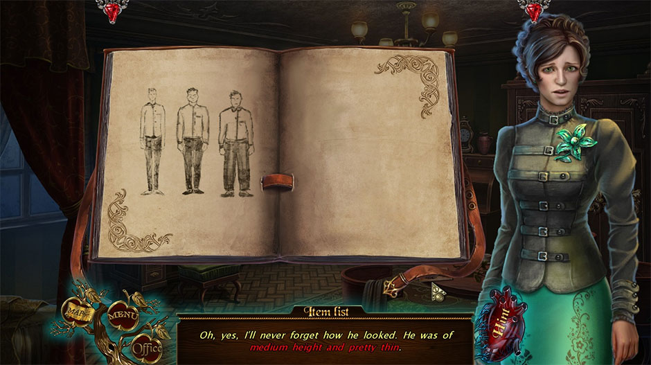 Dark Tales - Edgar Allan Poe's The Tell-Tale Heart Collector's Edition_screenshot-2