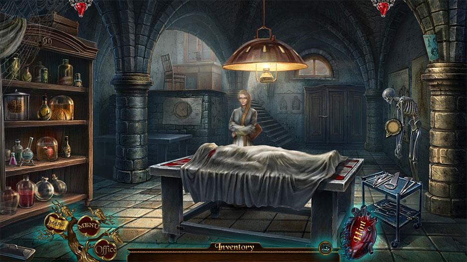 Dark Tales - Edgar Allan Poe's The Tell-Tale Heart Collector's Edition_screenshot-3