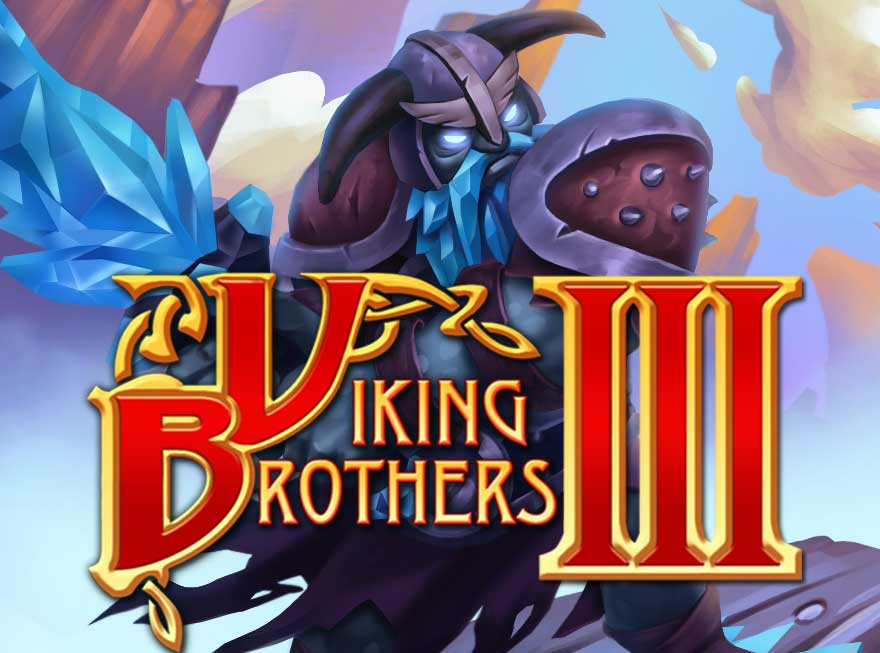 Ready Your Weapons for Viking Brothers 3!