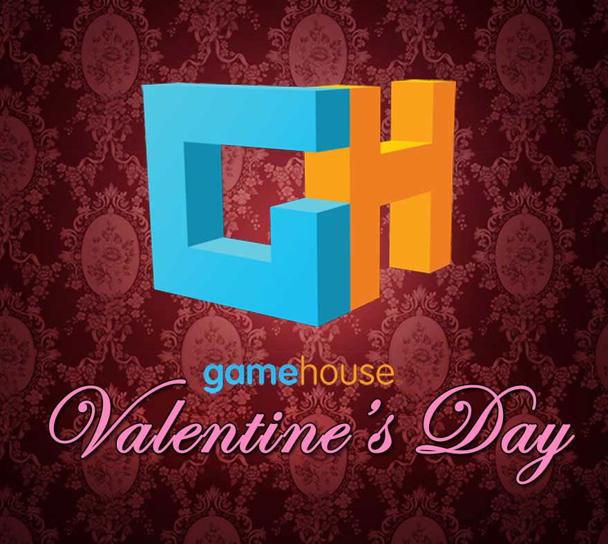 3 Games You'll Love on Valentine's Day