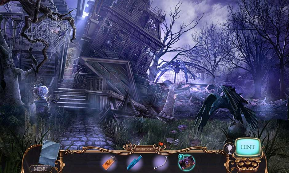 Mystery Case Files - Ravenhearst Unlocked Collector's Edition_screenshot-1