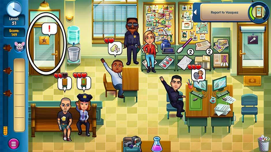 Parker & Lane - Criminal Justice - Level 51