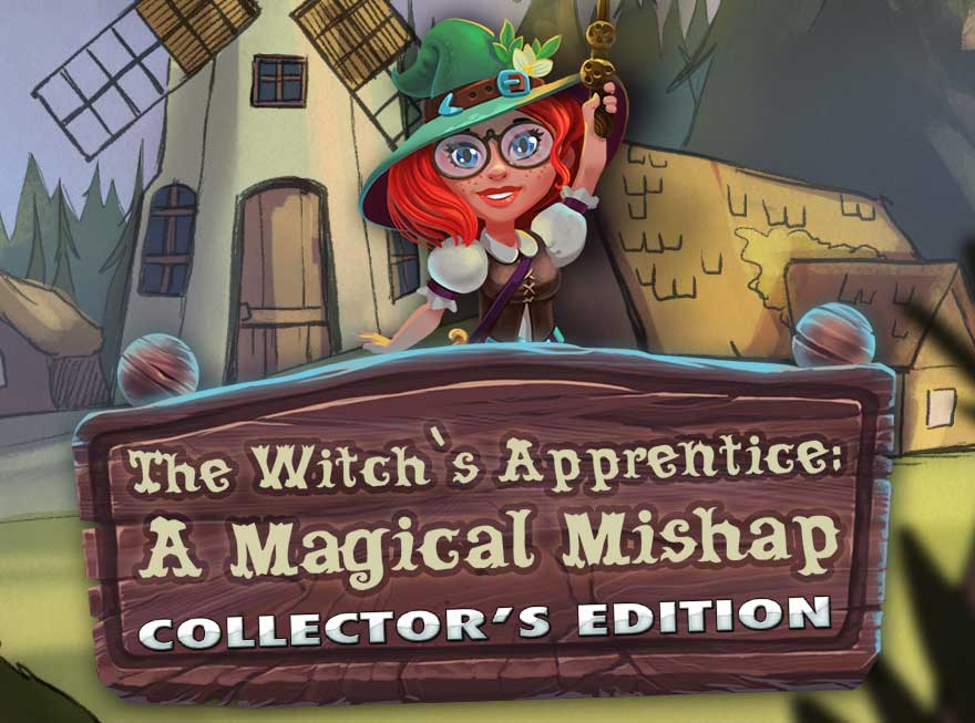 Relive Fantasia in The Witch's Apprentice – A Magical Mishap Collector's Edition
