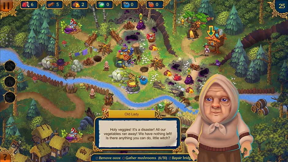 The Witch's Apprentice - A Magical Mishap Collector's Edition_screenshot-1