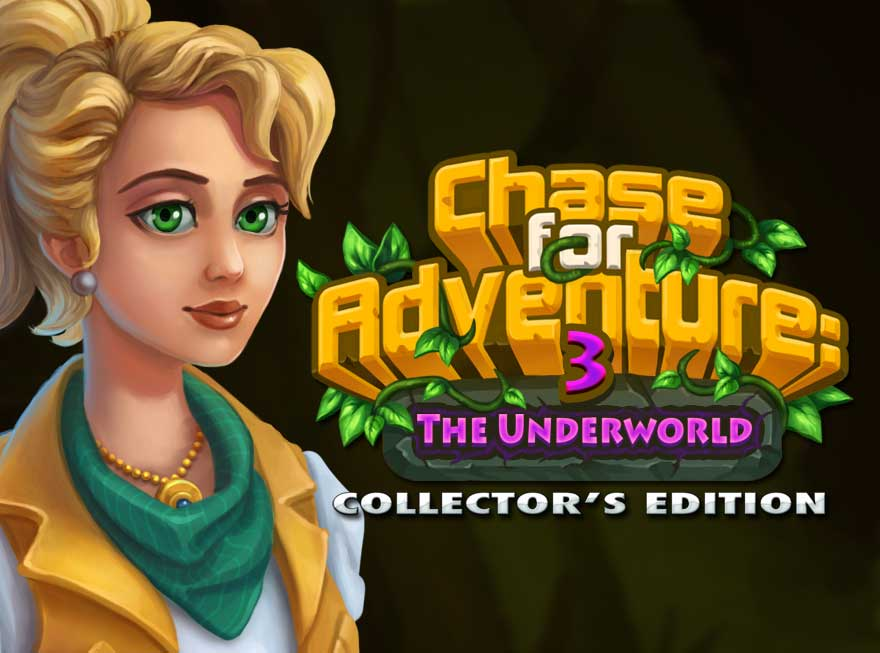 Discover Chase for Adventure 3 – The Underworld Collector's Edition